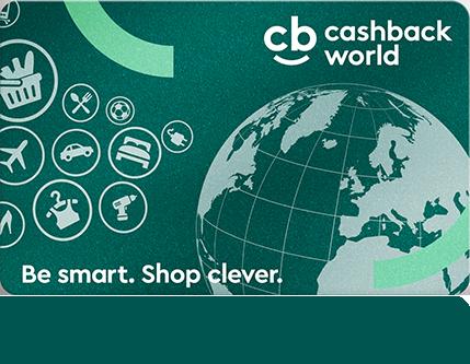 cashback karte Cashback World | Einkaufen in der Cashback World cashback karte