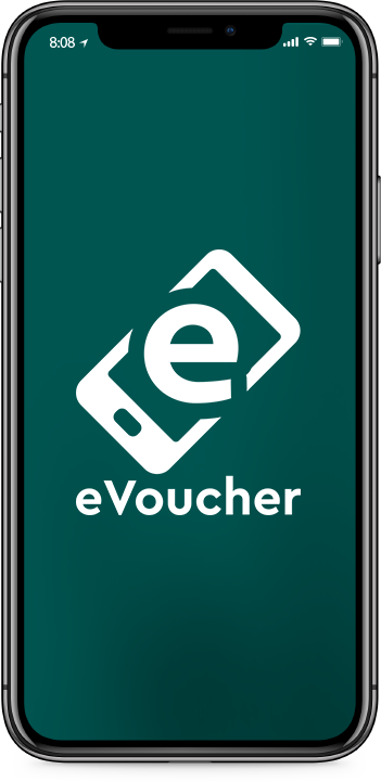 Pay and benefit in seconds with the eVoucher
