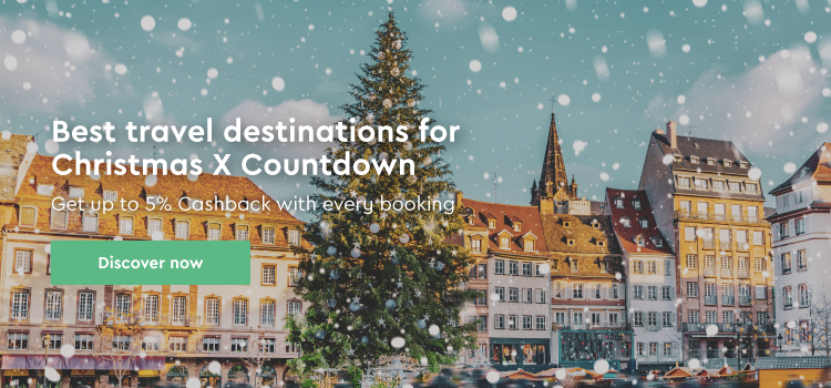 Travel offers for Chrsitmas and Countdown Trip