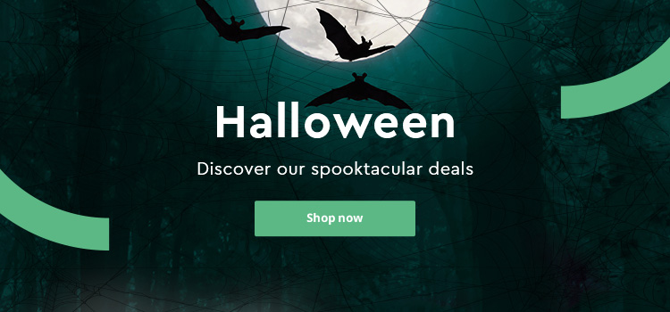 Discover our spooktakular deals