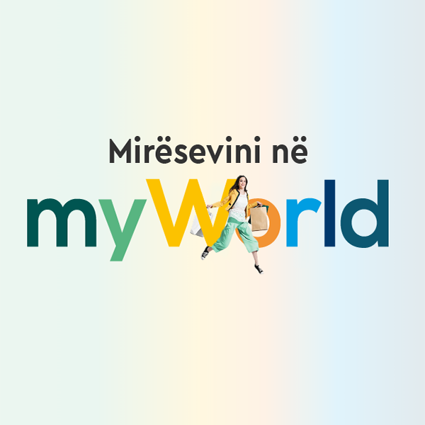Welcome to myWorld
