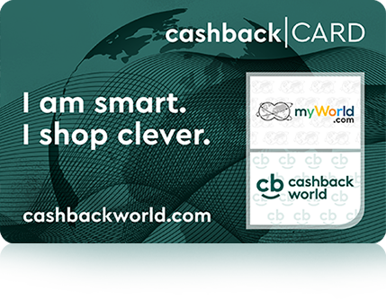 Cashback World  Shopping with Cashback World