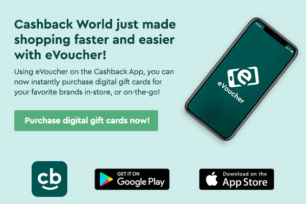 Cashback World | News: eVoucher is approved with Charming